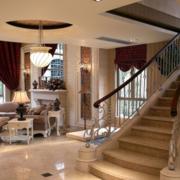 温馨精致的楼梯