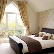 复式楼温馨卧室