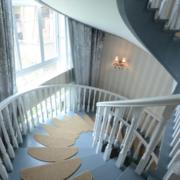 家居旋转楼梯