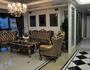 大户型家居客厅