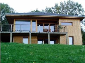 朴素淡雅的农村木屋设计装修效果图