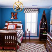 小户型美式风格的儿童房