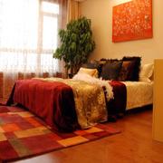 卧室温馨装饰