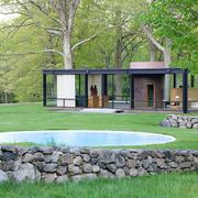 庭院阳光房设计