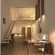 阁楼个性楼梯图片