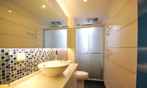小型卫生间洗手台