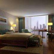 视野好的卧室设计