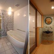 卫生间现代装饰欣赏