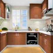 现代简约风格的厨房