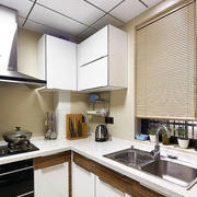 厨房铝扣板防水吊顶