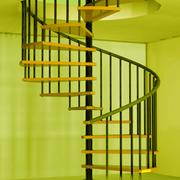 飞翔的阁楼楼梯