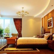 温暖精致的卧室