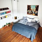单身公寓卧室欣赏