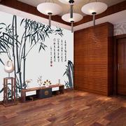 中式韵味的玻璃图案