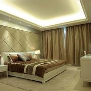 现代简欧风格的卧室