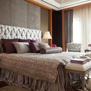 简欧式风格的卧室