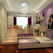 公寓卧室精致照片墙