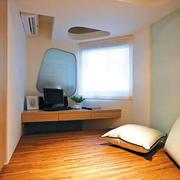 韩式小型家居榻榻米