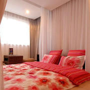 婚房卧室榻榻米床