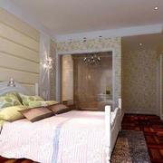 卧室软包背景墙图片