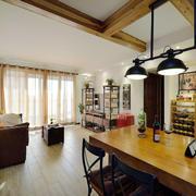 极其简约的客厅设计