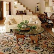 田园风格的小客厅