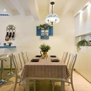 餐厅优雅餐桌展示