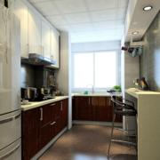 厨房不锈钢橱柜欣赏