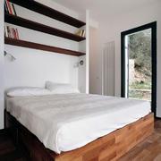 原木色卧室设计