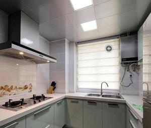 简约典雅风格厨房装修效果图