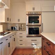 简欧式风格的厨房