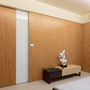 卧室隐形门展示欣赏