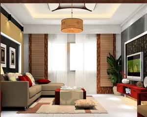 素雅时尚的客厅图