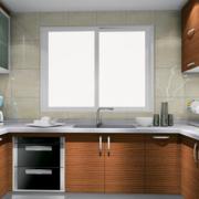 厨房收纳橱柜图片