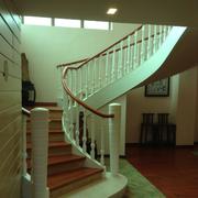 欧式气派的楼梯