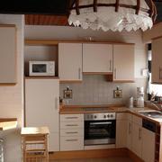 淡雅厨房整体橱柜