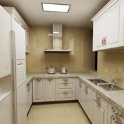 狭窄的小厨房图片