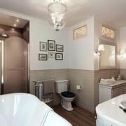 别墅浴室精致图片