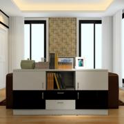 现代时尚家庭客厅设计