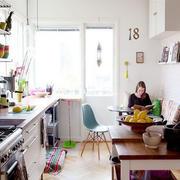 简单小家厨房展示图