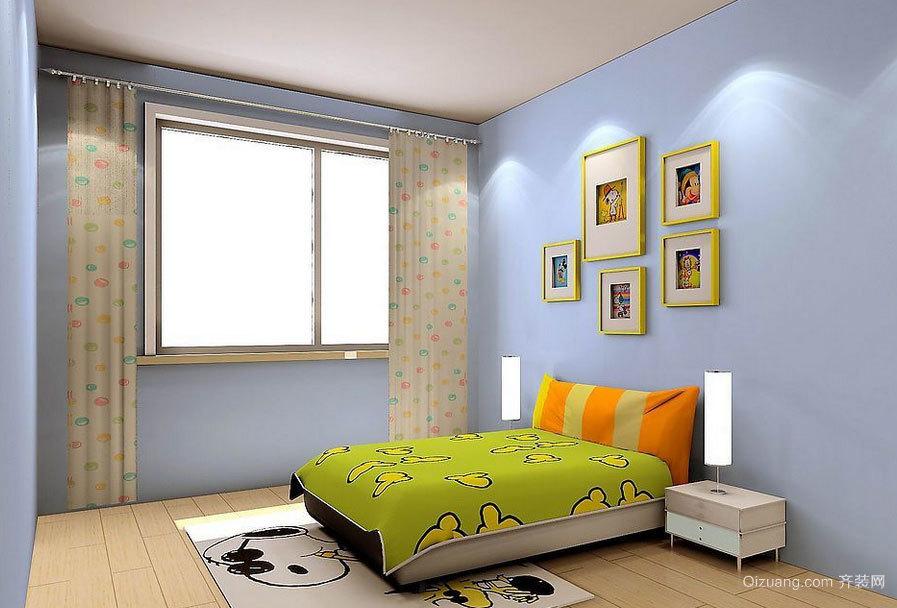 2015创意新奇的现代儿童房设计效果图鉴赏