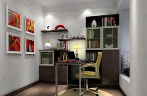 家居小书房装饰画