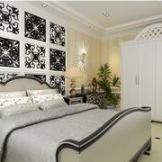 淑女气质的卧室