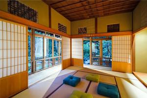 两室一厅日式经典原木设计多功能榻榻米装修效果图