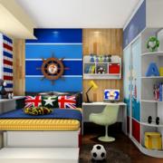 三室两厅儿童卧室装潢