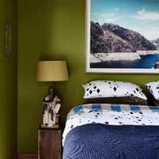 卧室床头柜展示
