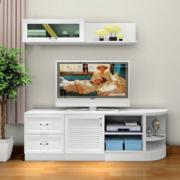 小户型家庭卧室电视柜