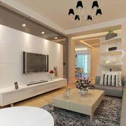 海藻泥电视背景墙设计