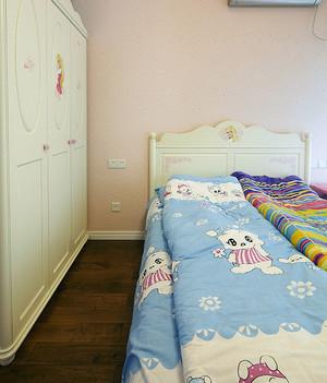 简约实用性的儿童房