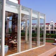 通透性超好的阳光房